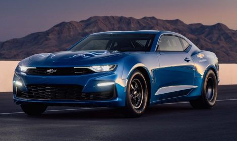 ECOPO CAMARO CONCEPT: HERE'S WHAT AN ELECTRIC LS REPLACEMENT LOOKS LIKE