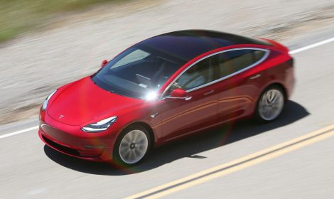 Tesla is now selling a cheaper Model 3 with a 260-mile battery starting at $45,000