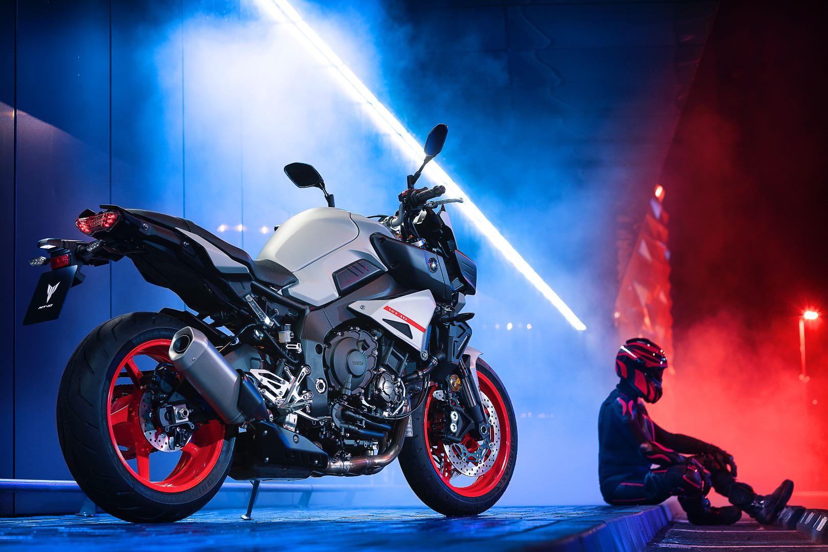 2019 Yamaha Hyper Naked Lineup First Look Mt 10 Mt 09 Mt 07